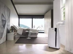 climatiseur silencieux De Longhi PAC EX100 Silent 3