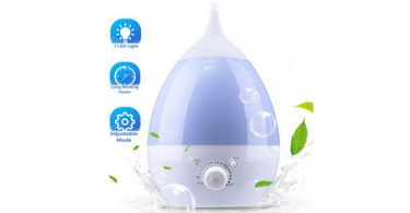 avis humidificateur d'air Janolia