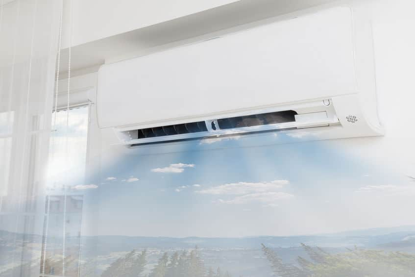 L'installation de la climatisation fait gagner en confort