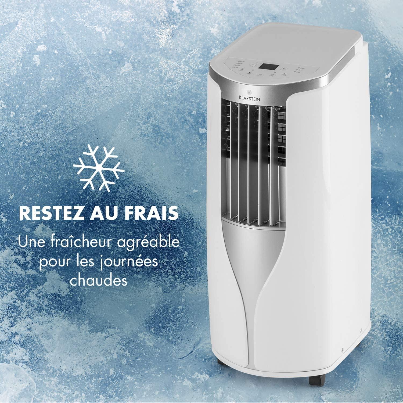 Climatiseur mobile Klarstein New Breeze 7